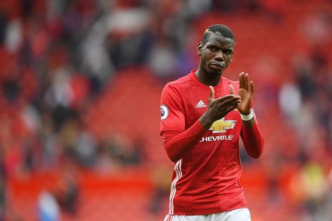 Pogba, Mata nhan diem cao nhat sau tran thang Leicester hinh anh 7