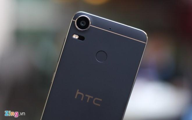 Anh HTC Desire 10 Pro sap ban tai Viet Nam hinh anh 3