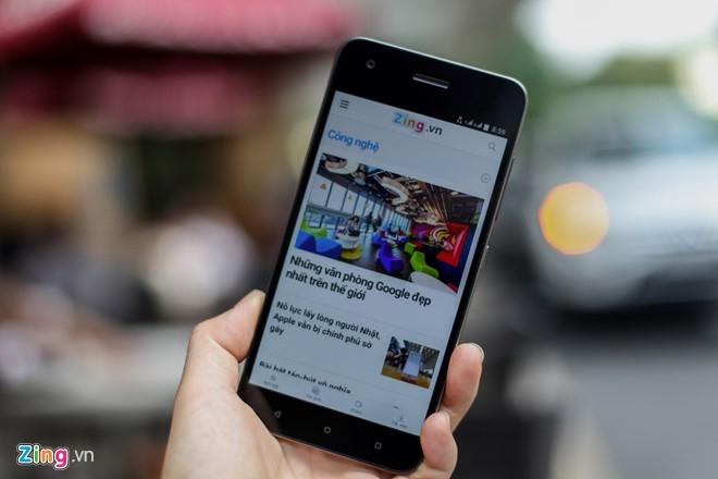 Anh HTC Desire 10 Pro sap ban tai Viet Nam hinh anh 13