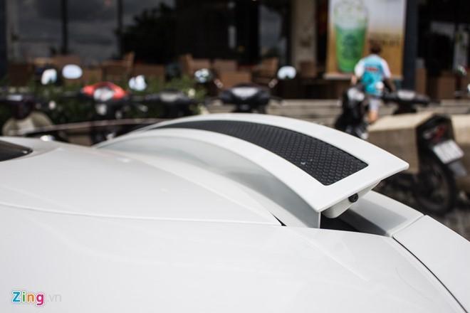 Audi R8 do po Akrapovic tai Sai Gon hinh anh 11