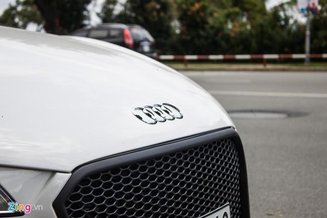Audi R8 do po Akrapovic tai Sai Gon hinh anh 13