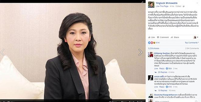 """Bà Yingluck """"châm ngòi"""" cuộc chiến mới"""