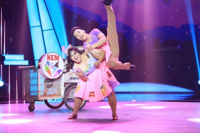 Bước nhảy ngàn cân: Noo Phước Thịnh hờn thí sinh dùng hình mình như... hình thờ - Ảnh 12.