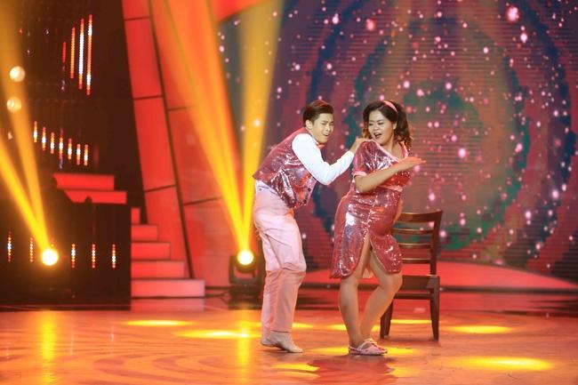 Bước nhảy ngàn cân: Noo Phước Thịnh hờn thí sinh dùng hình mình như... hình thờ - Ảnh 20.