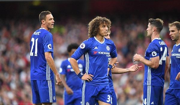 Chelsea, Antonio Conte, John Terry, Ivanovic, David Luiz, Gary Cahill, Premier League, Ngoại hạng Anh