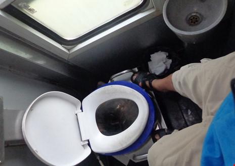 Chùm ảnh: Đường sắt đổi mới bắt đầu từ... cái toilet - 8