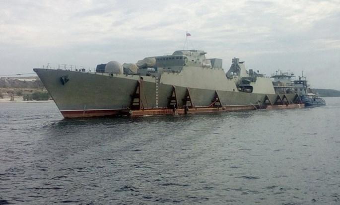 Chuyên gia Nga: Chiến hạm Gepard Việt Nam chưa thể có tên lửa Klub - ảnh 4