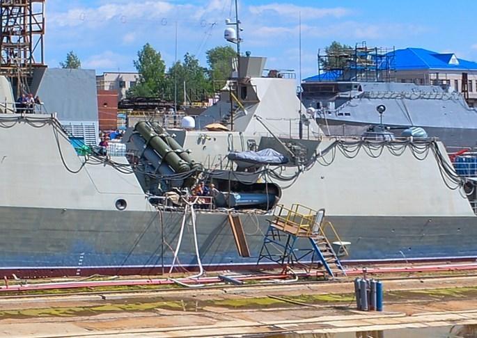 Chuyên gia Nga: Chiến hạm Gepard Việt Nam chưa thể có tên lửa Klub - ảnh 5