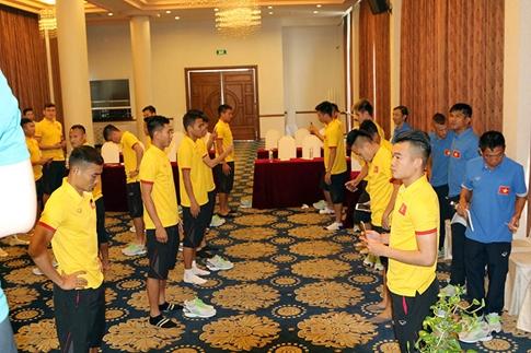 Chuyên gia Nhật dạy tuyển thủ Việt Nam tránh 'kẻ thù số 1' của bóng đá - ảnh 3