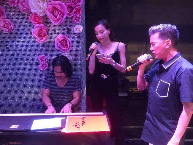 Đàm Vĩnh Hưng, Hồ Ngọc Hà vẫn hát sung trong buổi tập nhạc lúc 2h sáng - Ảnh 2.