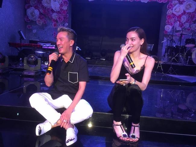 Đàm Vĩnh Hưng, Hồ Ngọc Hà vẫn hát sung trong buổi tập nhạc lúc 2h sáng - Ảnh 3.