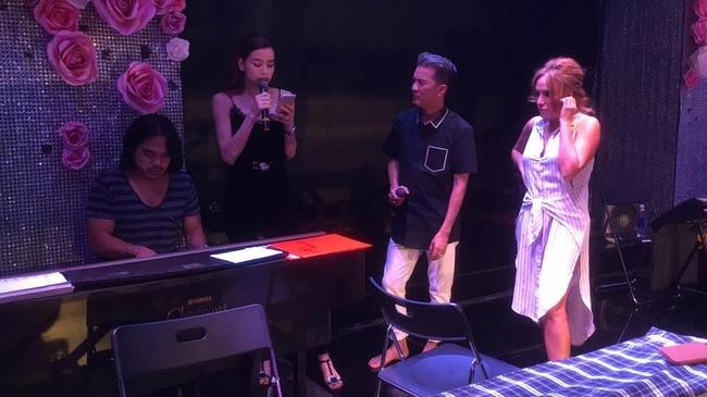Đàm Vĩnh Hưng, Hồ Ngọc Hà vẫn hát sung trong buổi tập nhạc lúc 2h sáng - Ảnh 5.