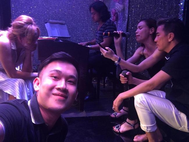 Đàm Vĩnh Hưng, Hồ Ngọc Hà vẫn hát sung trong buổi tập nhạc lúc 2h sáng - Ảnh 6.