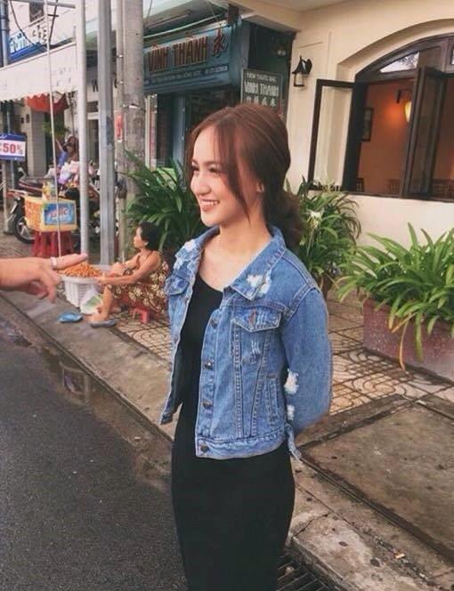 Hot girl Can Tho xinh dep thuong bi nham la gai Tay hinh anh 8