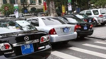 Bộ Tài chính đang tiên phong áp định mức khoán xe công cho cấp lãnh đạo. Ảnh minh họa.