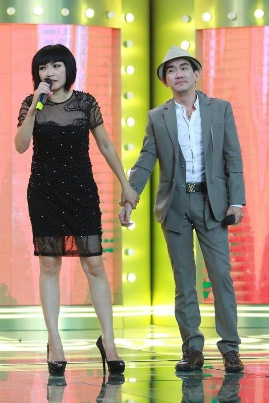 Phuong Thanh giai thich chuyen vang mat o le tang Minh Thuan hinh anh 1