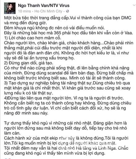 Văn hóa cúi chào của sao Việt - kẻ bị chế giả tạo, người được khen chân thành 0