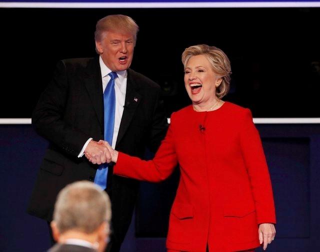 100 trieu luot nguoi xem Trump dau khau voi Clinton hinh anh 14
