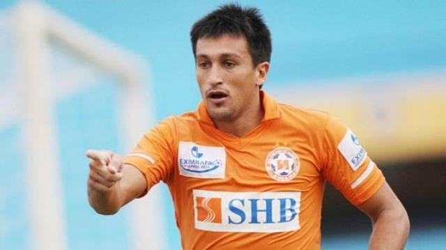 Gaston Merlo giành cúp đúp danh hiệu tại V-League 2016