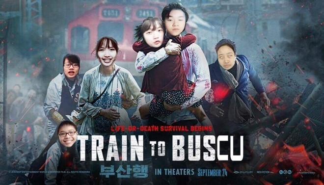 Hoc sinh gia xac song trong 'Train to Busan' gay tranh cai hinh anh 1