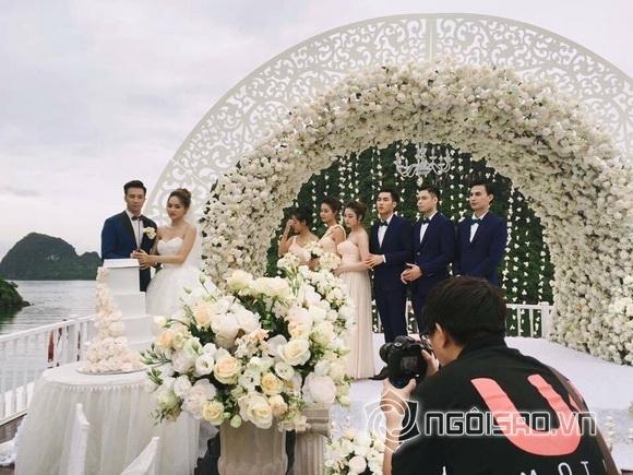 Hương Giang Idol lên xe hoa 3