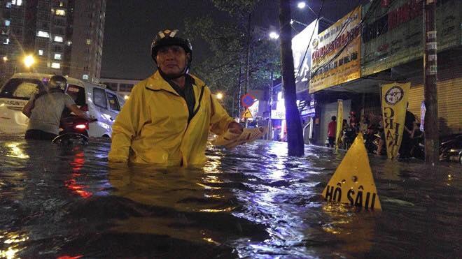 tin thời tiết, dự báo thời tiết, bản tin thời tiết, bão Megi, ngập lụt