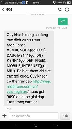 Chất lượng dịch vụ viễn thông Việt Nam đã kém, lại đi đôi với cung cách kinh doanh tệ hại