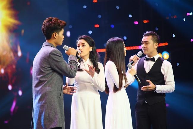 Tuyệt đỉnh song ca: Dương Triệu Vũ khẳng định Noo Phước Thịnh đẹp trai nhất Việt Nam - Ảnh 5.