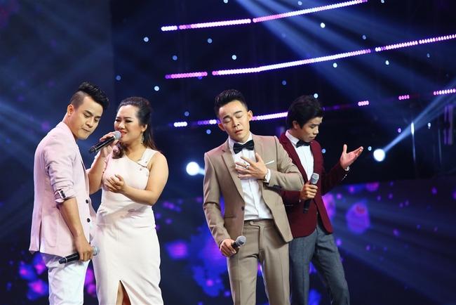 Tuyệt đỉnh song ca: Dương Triệu Vũ khẳng định Noo Phước Thịnh đẹp trai nhất Việt Nam - Ảnh 9.