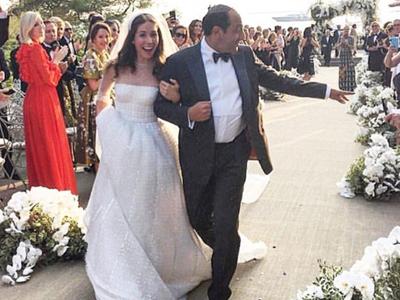 """Đám cưới thế kỉ của con gái tỉ phú Chicago với bảo mật cấp độ """"Nhà Trắng"""""""