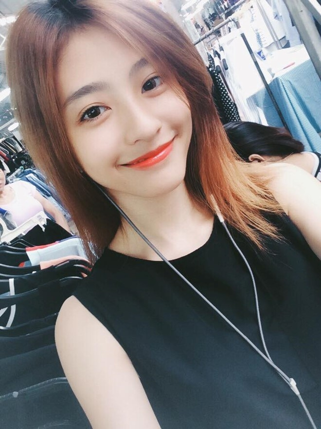 9X lai Phap duoc coi nhu ban sao hot girl Kha Ngan hinh anh 8