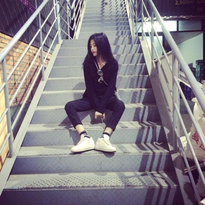 9X lai Phap duoc coi nhu ban sao hot girl Kha Ngan hinh anh 10