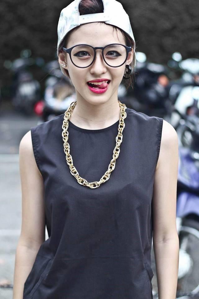9X lai Phap duoc coi nhu ban sao hot girl Kha Ngan hinh anh 11