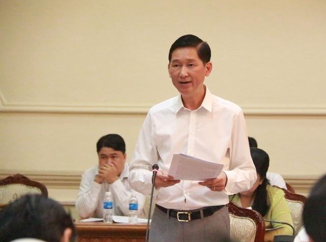 Phó Chủ tịch UBND TPHCM Trần Vĩnh Tuyến cho rằng kỹ năng và thái độ tiếp dân của cán bộ là rất quan trọng