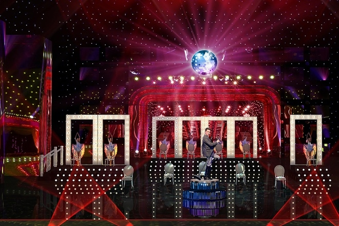 Đàm Vĩnh Hưng chi gần 5 tỷ thiết kế sân khấu liveshow
