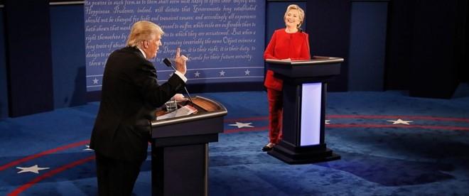 Donald Trump tu chui dau vao bay cua ba Clinton hinh anh 1