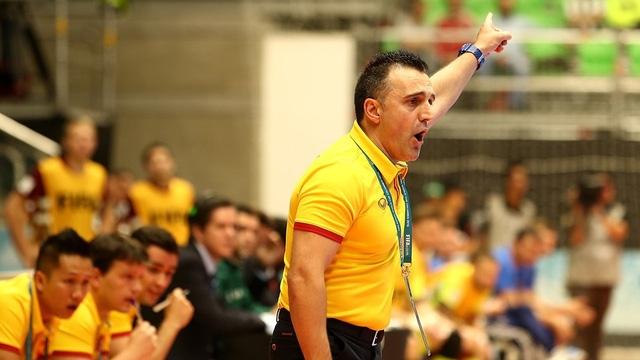 HLV Bruno Garcia chia tay futsal Việt Nam sau thành công tại World Cup 2016