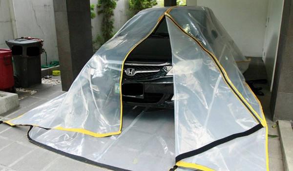 Túi CarbagFloody khá phổ biến tại Phillippines
