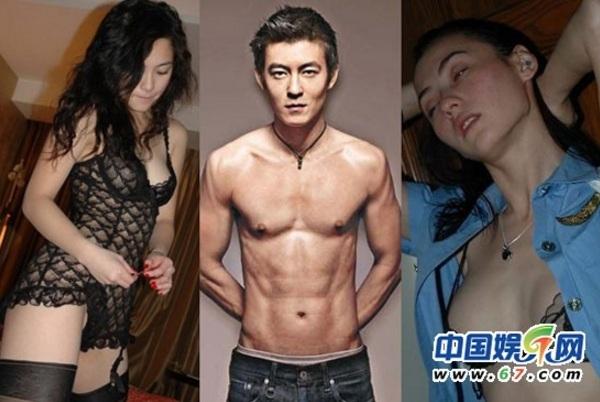 Mỹ nhân châu Á cặp kè nhầm soái ca: Người muối mặt vì scandal, kẻ bị sụp đổ hình tượng vì ảnh nóng - Ảnh 13.