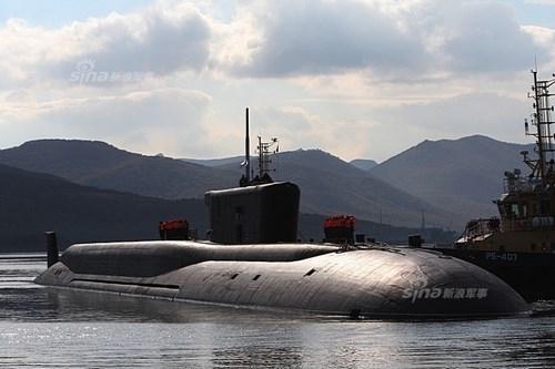 [ẢNH] Nga tăng viện cho Hạm đội Thái Bình Dương - ảnh 2