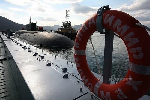 [ẢNH] Nga tăng viện cho Hạm đội Thái Bình Dương - ảnh 5