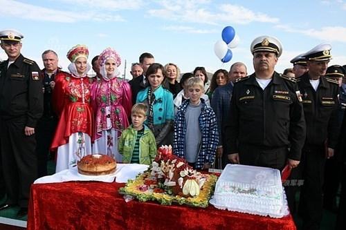 [ẢNH] Nga tăng viện cho Hạm đội Thái Bình Dương - ảnh 6