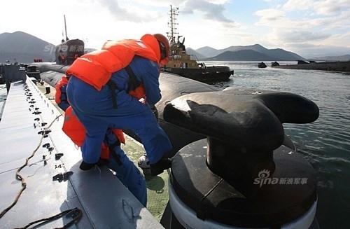 [ẢNH] Nga tăng viện cho Hạm đội Thái Bình Dương - ảnh 7