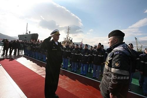 [ẢNH] Nga tăng viện cho Hạm đội Thái Bình Dương - ảnh 8