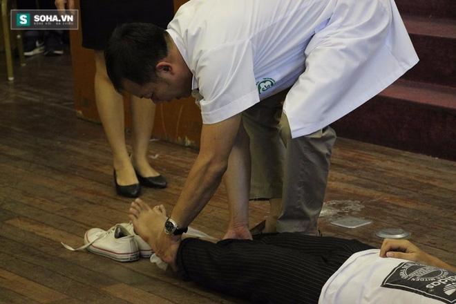 Hướng dẫn chính xác các bước sơ cứu khi bị cắt đứt mạch máu - Ảnh 5.