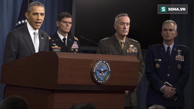 Nhà Trắng cấm quân đội Mỹ nói về cạnh tranh với Trung Quốc - Ảnh 1.