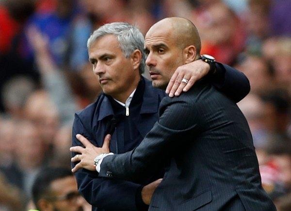 Pep Guardiola, Pep, Mourinho, Premier League, Ngoại hạng Anh