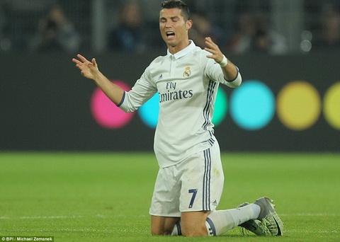 Tien dao Cristiano Ronaldo co the bi treo gio 3 tran hinh anh