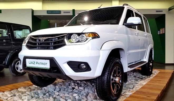 UAZ, xe Nga, ô tô Nga, nhập khẩu nguyên chiếc, xe lắp ráp, xe nhập khẩu, xe giá rẻ, thị trường ô tô Việt Nam