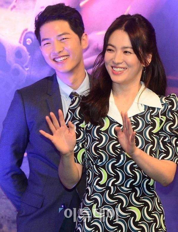 Fan xứ Trung đang rầm rộ truyền nhau thông tin Song Joong Ki - Song Hye Kyo chuẩn bị làm đám cưới - Ảnh 1.